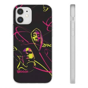 Hip-Hop Rappers 2Pac Makaveli & Biggie Awesome iPhone 12 Case