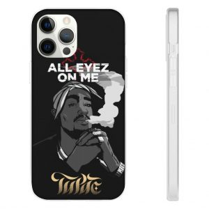 All Eyez On Me Tupac Shakur Album Cover Awesome iPhone 12 Case