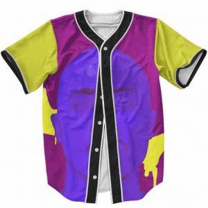 Strictly 4 My N.I.G.G.A.Z MC New York Tupac Baseball Jersey