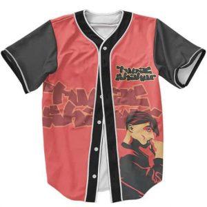 Tupac Shakur Grafiti Art All Eyez On Me Cool Baseball Jersey