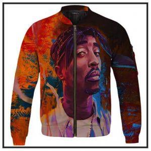 Tupac Shakur Bomber & Varsity Jackets