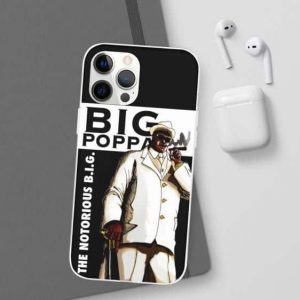 Big Poppa The Notorious B.I.G. Epic iPhone 12 Fitted Case