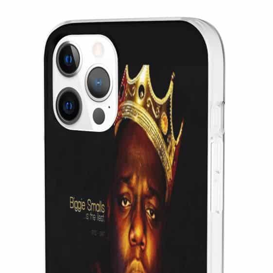 Biggie Smalls Is The Illest Tribute iPhone 12 Fitted Case