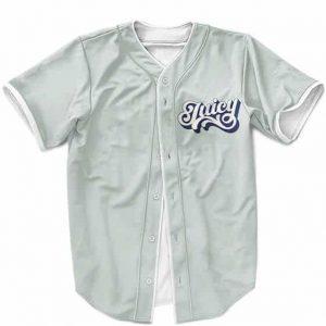 Biggie Smalls Juicy Music Minimalist Clean Amazing Baseball Jersey