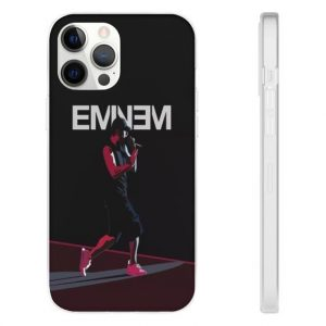 Dope Eminem Pop Art Stage Performance iPhone 12 Cover