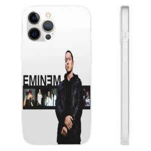 Eminem's Rap Career Transition iPhone 12 Fitted Case