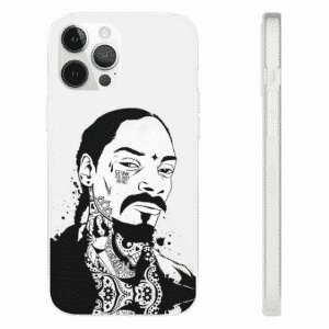G-Funk Ain't Dead Tattooed Snoop Dogg iPhone 12 Fitted Case