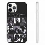 IPC103 - The Notorious Big Pic Collage iPhone 12 Bumper Cover