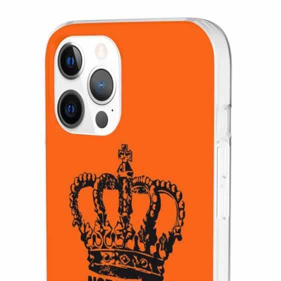 Notorious Big King Of New York Orange iPhone 12 Cover