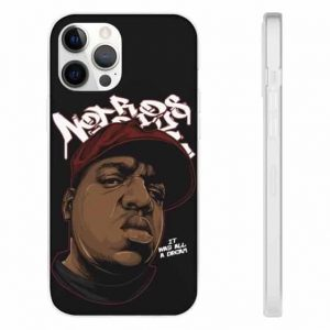 Notorious Biggie It Was All A Dream iPhone 12 Fitted Case