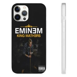 Rapper Icon King Mathers Eminem Awesome iPhone 12 Cover