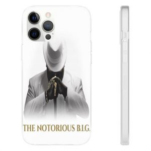 The Notorious B.I.G East Coast Hip Hop Legacy iPhone 12 Case