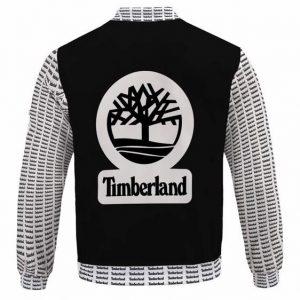 Timberland Logo Tupac Amaru Shakur Dope Varsity Jacket