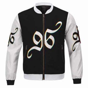 Trippy Tupac 96 Tribute West Coast Rap Icon Varsity Jacket