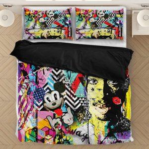 Tupac Shakur Pop Culture Style Design Amazing Bedding Set