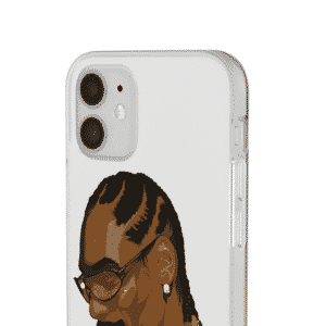 Snoop Doggy Dogg Westside Gangsta iPhone 12 Fitted Case