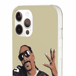 Snoop Dogg Pittsburgh Steelers Football Jersey iPhone 12 Cover